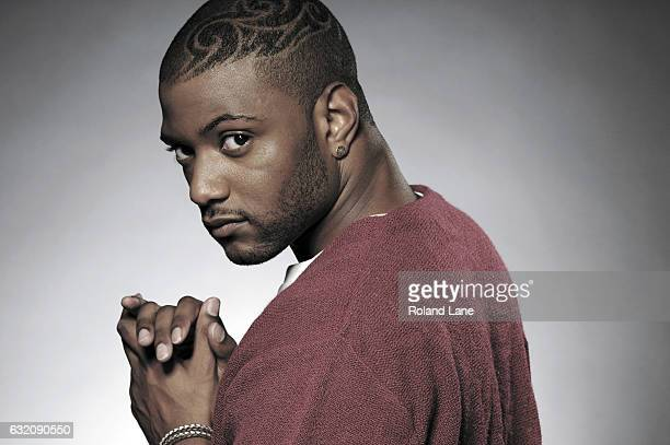 Singer Jonathan Gill of pop band JLS is photographed on September 16 2011 in London England