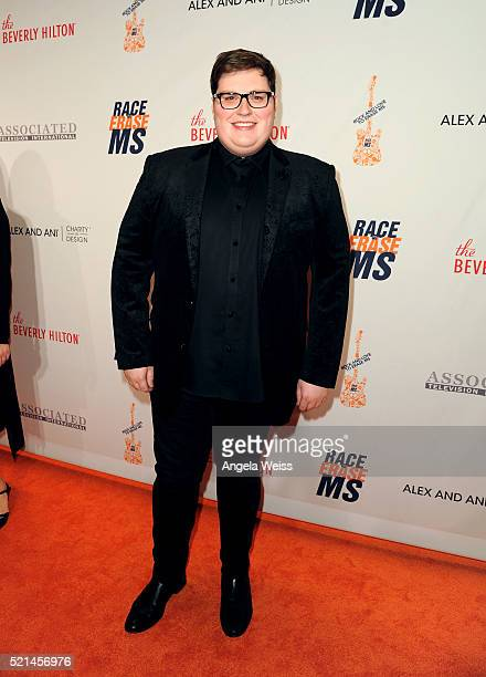 Singer Jordan Smith attends the 23rd Annual Race To Erase MS Gala at The Beverly Hilton Hotel on April 15 2016 in Beverly Hills California