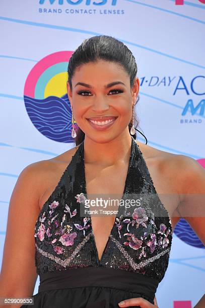 Singer Jordin Sparks arrives at the 2012 Teen Choice Awards held at the Gibson Amphitheatre in Universal City California