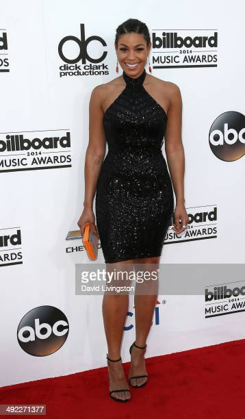 Singer Jordin Sparks attends the 2014 Billboard Music Awards at the MGM Grand Garden Arena on May 18 2014 in Las Vegas Nevada