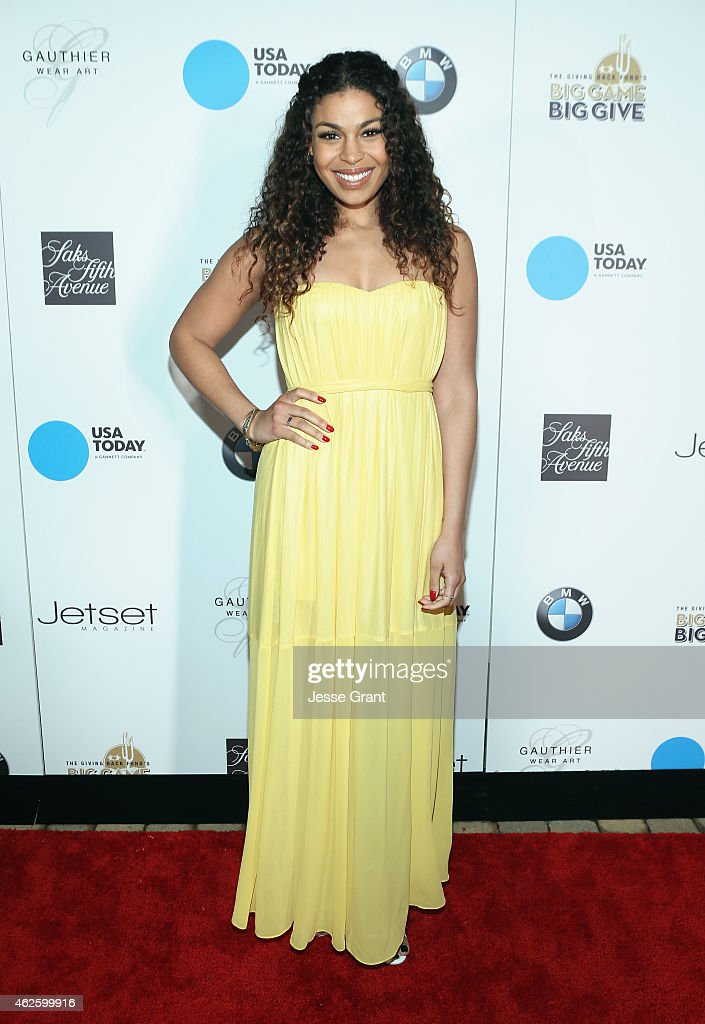 The Giving Back Fund's Big Game Big Give - Arrivals : News Photo