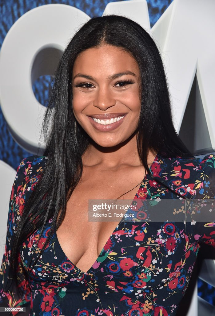 Singer Jordin Sparks attends the premiere of Global Road Entertainment's 'Show Dogs' at The TCL Chinese 6 Theatres on May 5, 2018 in Hollywood, California.