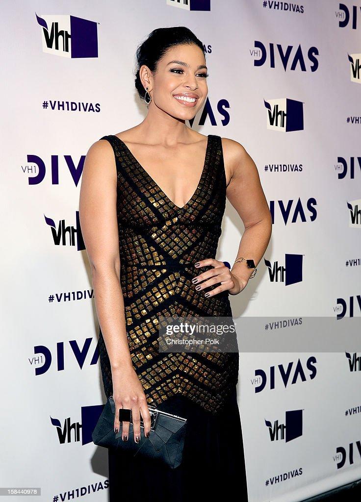 Singer Jordin Sparks attends 'VH1 Divas' 2012 at The Shrine Auditorium on December 16, 2012 in Los Angeles, California.