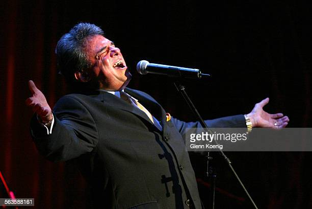 Singer Josè Josè performed during the Gala Extravaganza benefiting the El Cucuy Foundation at the Regent Beverly Wilshire Hotel in Beverly Hills