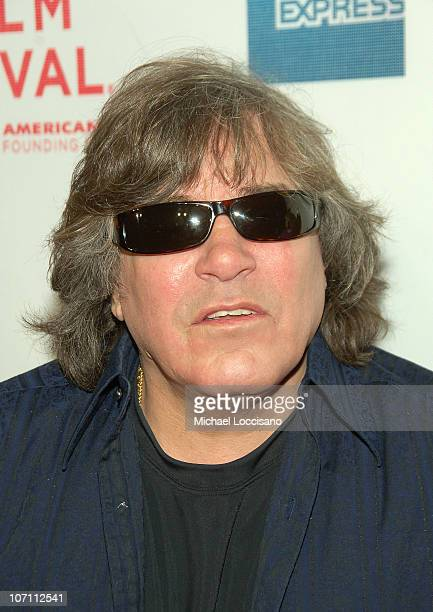 Singer Jose Feliciano attends the Tribeca Film Festival Conversations In Cinema series for 90 Miles the Documentary at the BMCC/TPAC Theatre during...