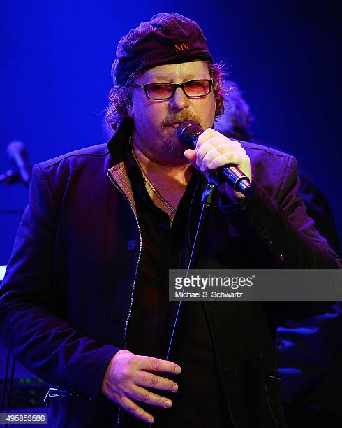 Singer Joseph Williams of Toto performs during his appearance at the weSpark Cancer Support Center Benefit Concert 'An Evening with Michael McDonald...