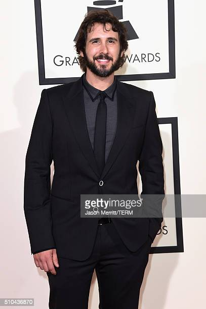 Singer Josh Groban attends The 58th GRAMMY Awards at Staples Center on February 15 2016 in Los Angeles California