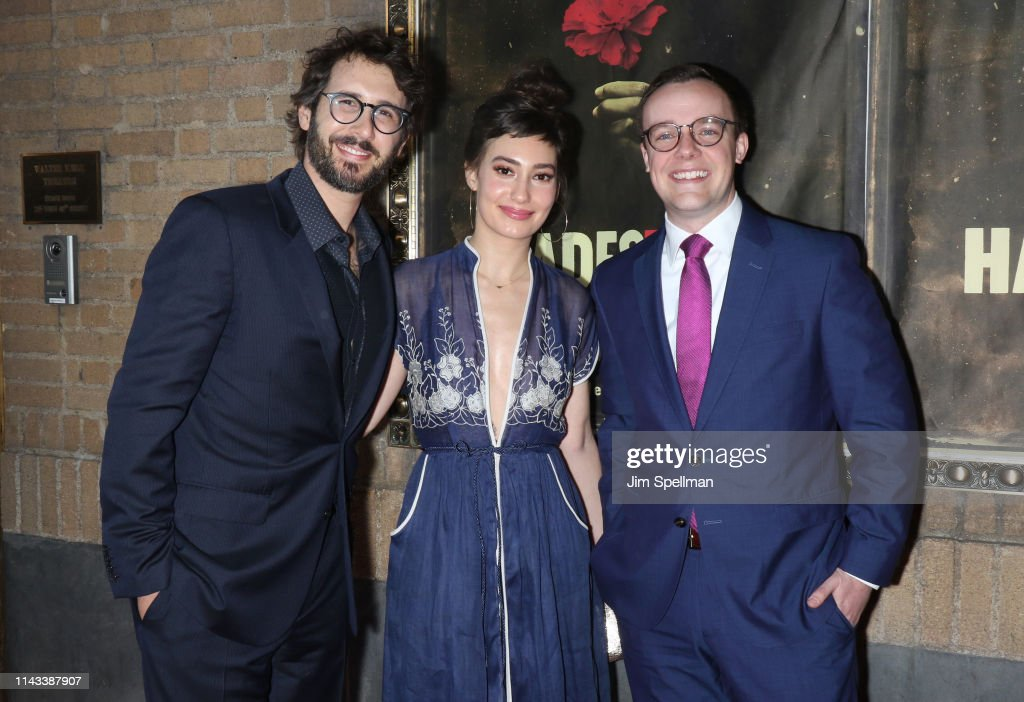 "NY: ""Hadestown"" Opening Night"