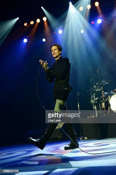 Singer Josh Todd of Buckcherry performs at the Sands Bethlehem Event Center on May 29 2013 in Bethlehem Pennsylvania