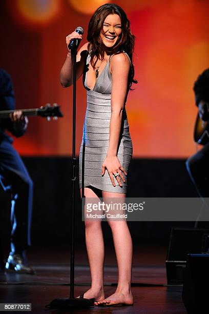 Singer Joss Stone at the 19th Annual GLAAD Media Awards on April 25, 2008 at the Kodak Theatre in Hollywood, California.