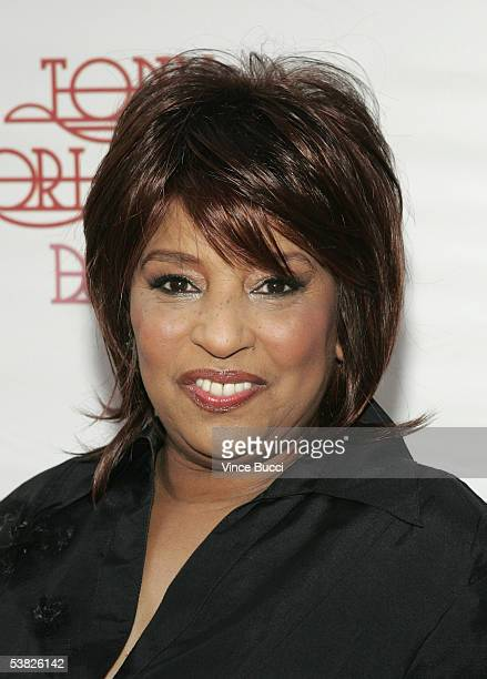 Singer Joyce Vincent attends the reunion concert and DVD premiere for the musical group Tony Orlando and Dawn on August 31 2005 at The Grove in Los...