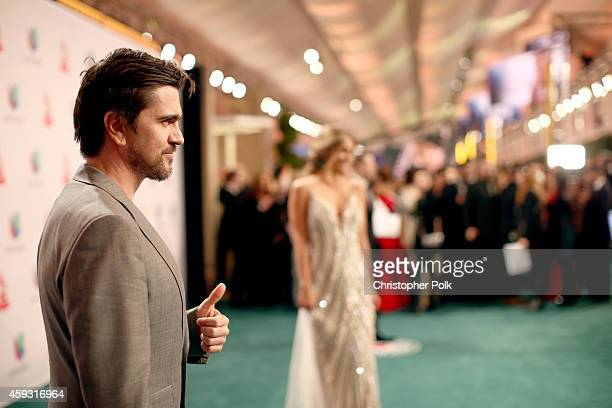 Singer Juanes attends the 15th Annual Latin GRAMMY Awards at the MGM Grand Garden Arena on November 20, 2014 in Las Vegas, Nevada.