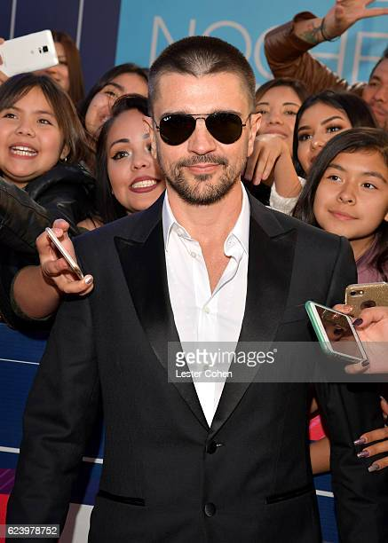 Singer Juanes attends The 17th Annual Latin Grammy Awards at TMobile Arena on November 17 2016 in Las Vegas Nevada