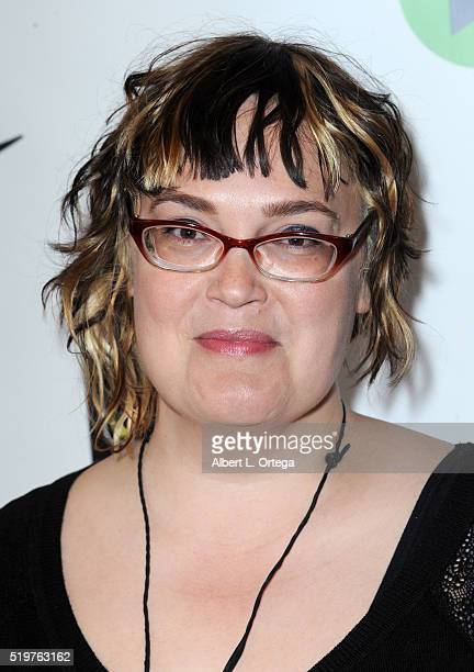 Singer Judith Avers at the 7th Annual Indie Series Awards held at El Portal Theatre on April 6 2016 in North Hollywood California