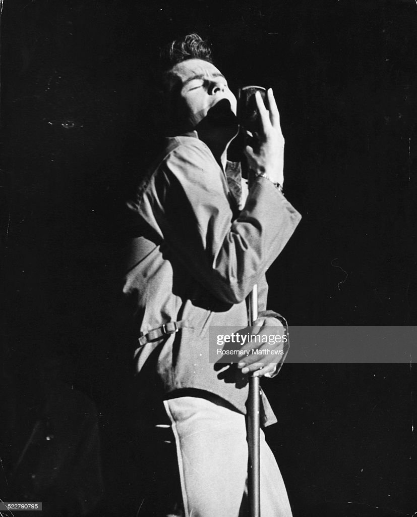 Singer 'Julian' : News Photo