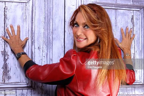 Singer Julie Pietri Photographed in PARIS