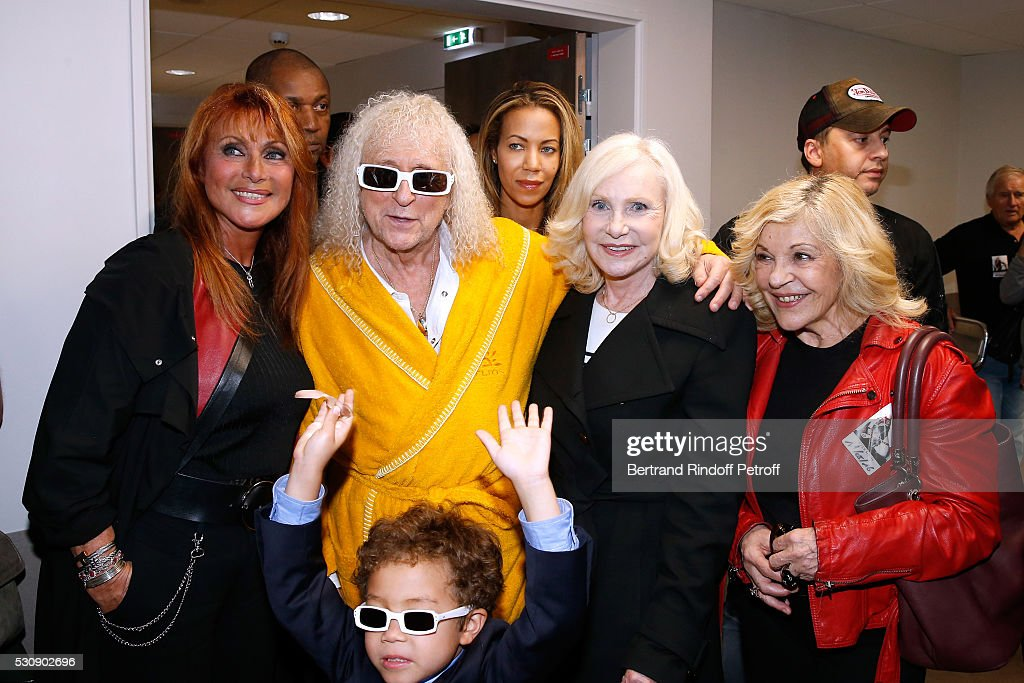 Michel Polnareff Performs At AccorHotels Arena Bercy : Day 4 In Paris
