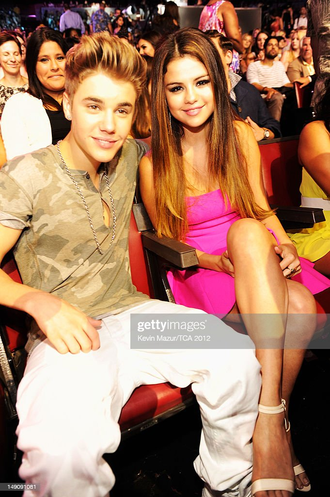 2012 Teen Choice Awards - Backstage & Audience : News Photo