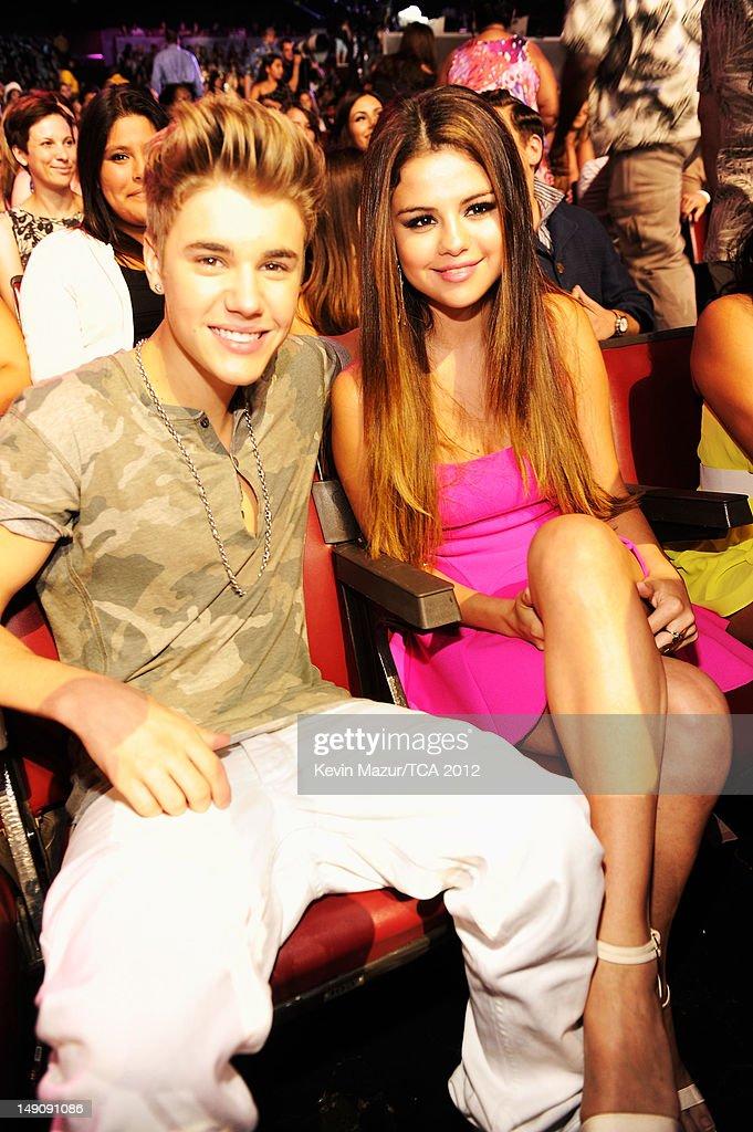 Justin Bieber is nog steeds dating Selena Gomez