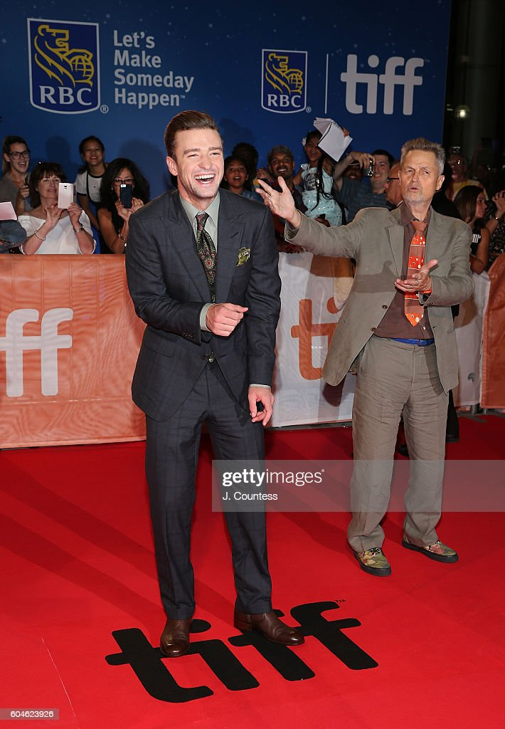 "CAN: 2016 Toronto International Film Festival - ""Justin Timberlake + The Tennessee Kids"" Premiere - Arrivals"