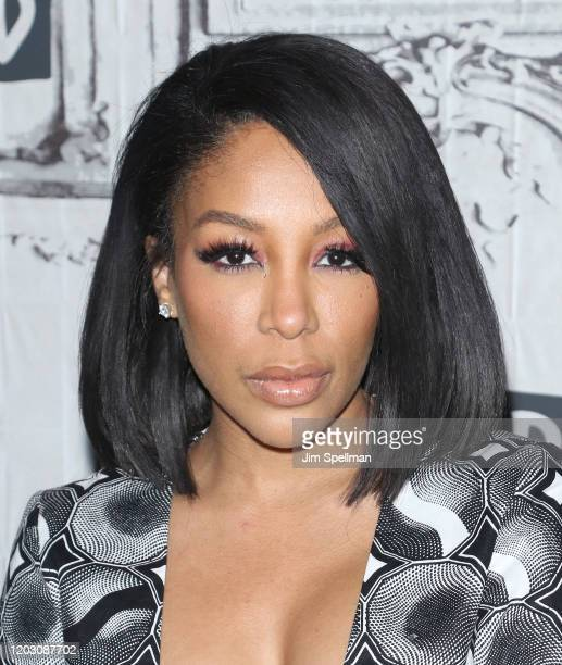 """Singer K. Michelle attends """"The X Change Rate"""" at Build Studio on January 29, 2020 in New York City."""