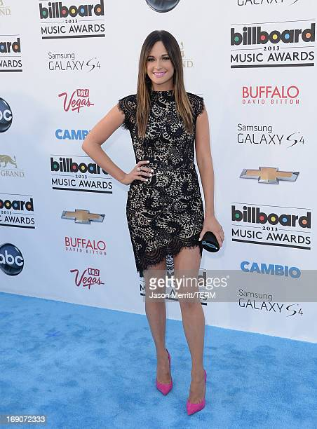 Singer Kacey Musgraves arrives at the 2013 Billboard Music Awards at the MGM Grand Garden Arena on May 19 2013 in Las Vegas Nevada