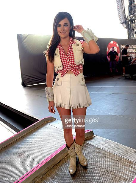 Singer Kacey Musgraves attends the 2014 iHeartRadio Music Festival Village on September 20 2014 in Las Vegas Nevada
