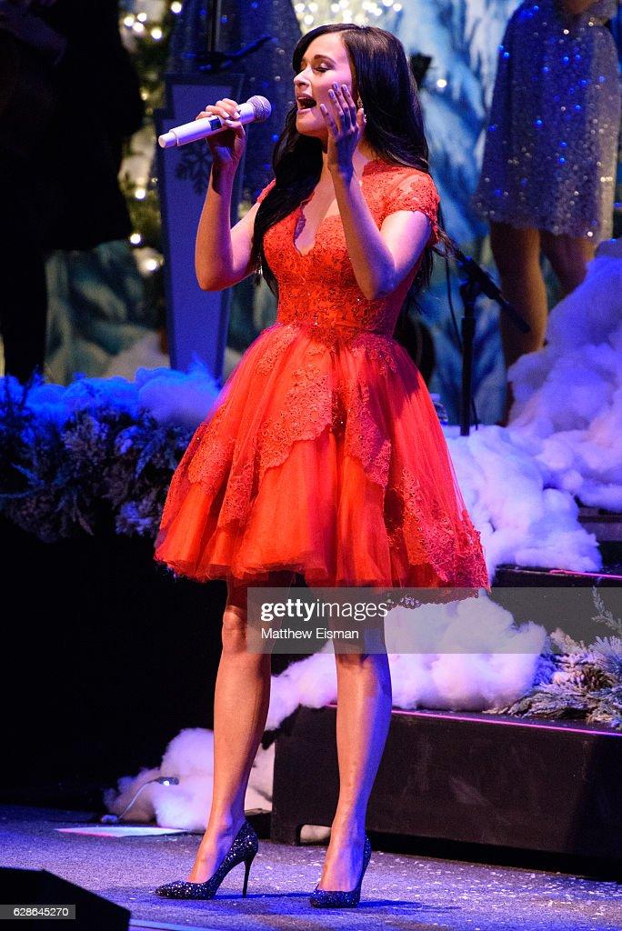 Kacey Musgraves: A Very Kacey Christmas Tour - New York, New York ...