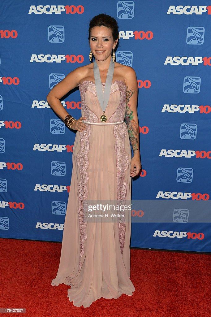 22nd Annual ASCAP Latin Music Awards : News Photo