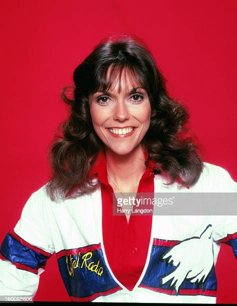 Singer Karen Carpenter of the Carpenters poses for a portrait in 1981 in Los Angeles California