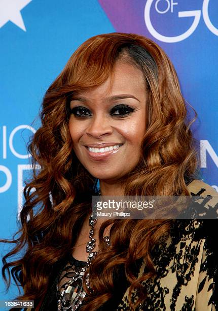 Singer Karen Clark Sheard attends the BET Celebration of Gospel 2013 at Orpheum Theatre on March 16 2013 in Los Angeles California