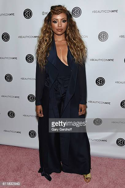 Singer Kat Graham attends the 3rd Annual Beautycon Festival New York at Pier 36 on October 1 2016 in New York City