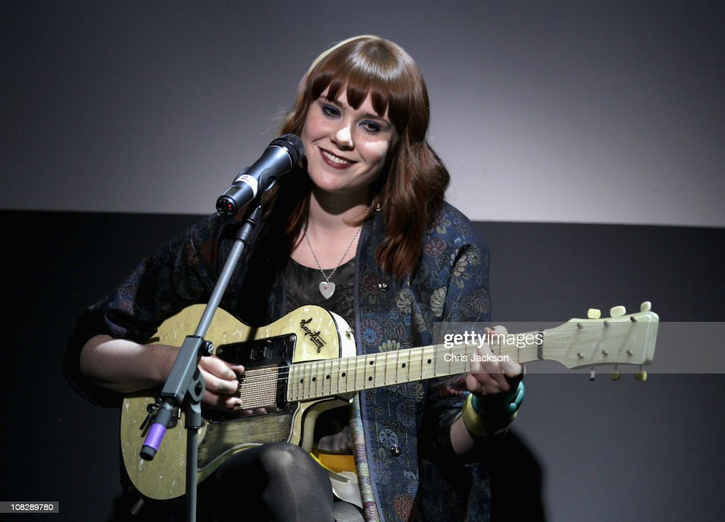 Kate Nash Holds Masterclass To Celebrate 20th Anniversary Of The BRIT School