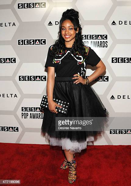 Singer Katlyn Nichol attends 2015 SESAC Pop Awards at New York Public Library on May 4, 2015 in New York City.