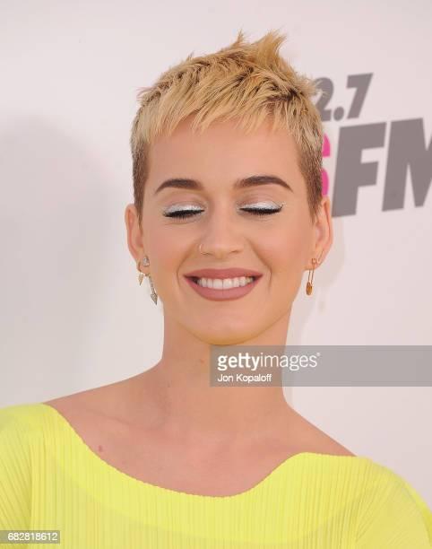 Singer Katy Perry arrives at 1027 KIIS FM's 2017 Wango Tango at StubHub Center on May 13 2017 in Carson California