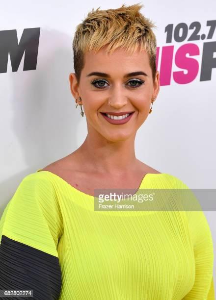 Singer Katy Perry arrives at the 1027 KIIS FM's 2017 Wango Tango at StubHub Center on May 13 2017 in Carson California