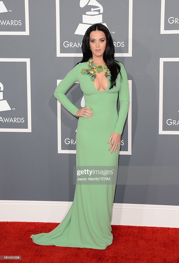 The 55th Annual GRAMMY Awards - Arrivals : News Photo