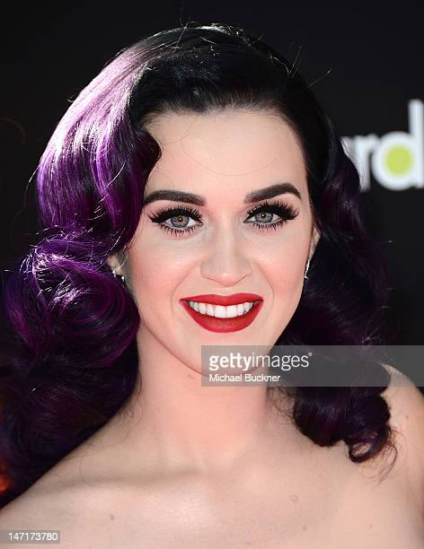 Singer Katy Perry arrives at the premiere of Katy Perry Part Of Me held at Grauman's Chinese Theatre on June 26 2012 in Hollywood California The...