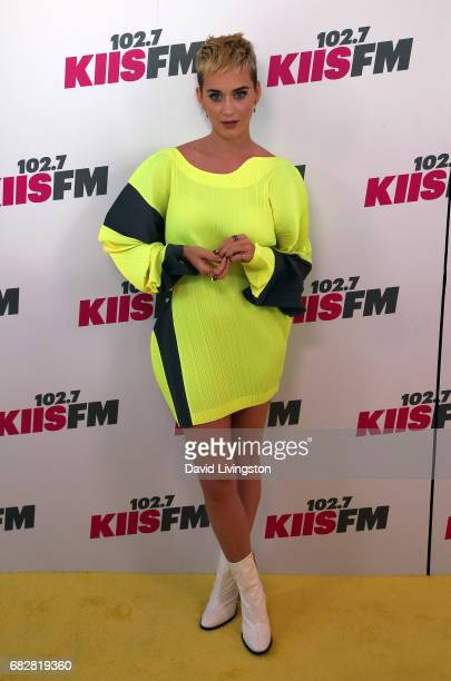 Singer Katy Perry attends 1027 KIIS FM's 2017 Wango Tango at StubHub Center on May 13 2017 in Carson California