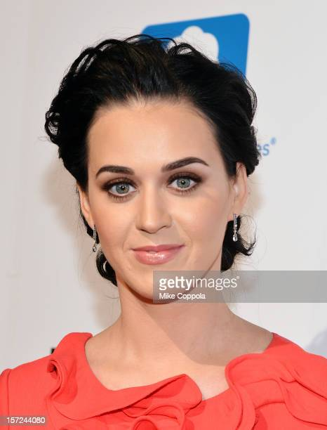 Singer Katy Perry attends the 2012 Billboard Women In Music Luncheon at Capitale on November 30 2012 in New York City