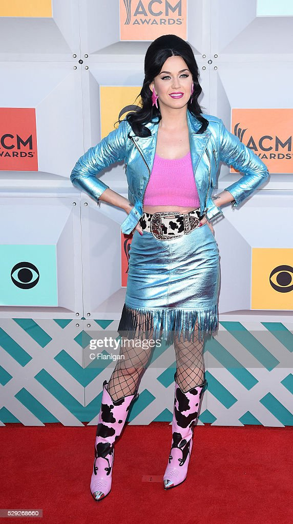 51st Academy Of Country Music Awards - Arrivals : Foto di attualità