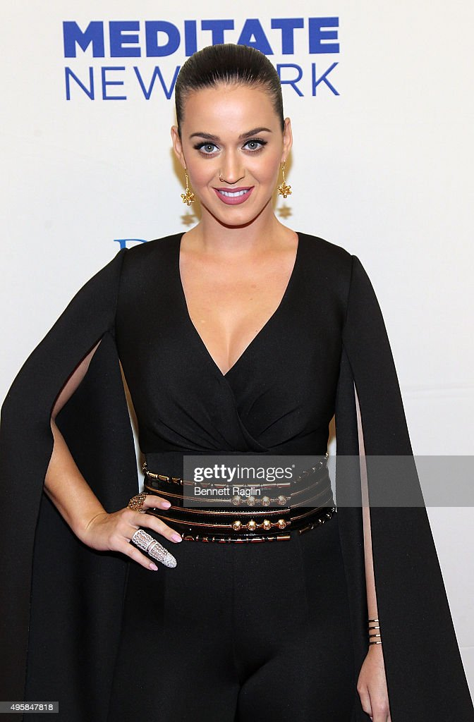 Change Begins Within: A David Lynch Foundation Benefit Concert : News Photo