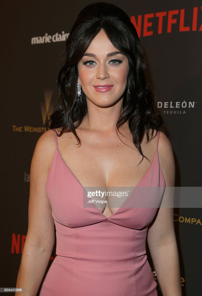 The Weinstein Company And Netflix Golden Globe Party, Presented With DeLeon Tequila, Laura Mercier, Lindt Chocolate, Marie Claire And Hearts On Fire - Red Carpet