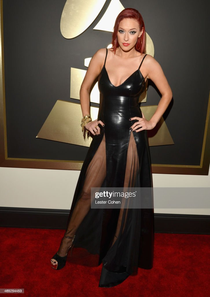 56th GRAMMY Awards - Red Carpet