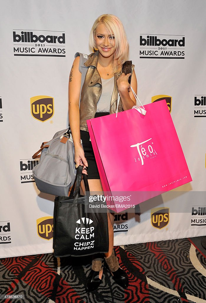 2015 Billboard Music Awards - UPS Gifting Lounge - Day 1