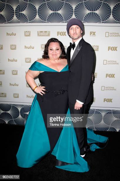 Singer Keala Settle and director Michael Gracey attend FOX FX and Hulu 2018 Golden Globe Awards After Party at The Beverly Hilton Hotel on January 7...