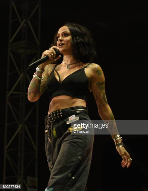 30 Top Kehlani Performs At The Greek Theatre Pictures