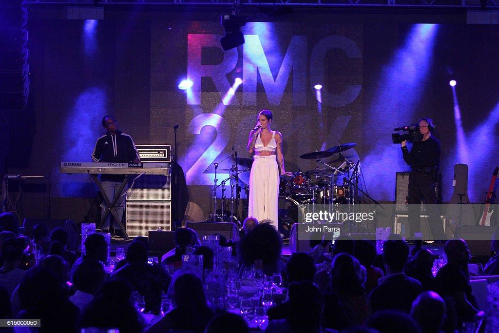 2016 REVOLT Music Conference - Gala Dinner & Award Presentation : News Photo