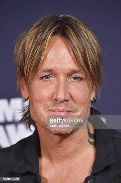 Singer Keith Urban attends the 2016 CMT Music awards at the Bridgestone Arena on June 8 2016 in Nashville Tennessee