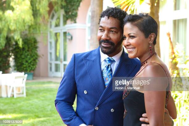 Singer Keith Washington attends the 29th Annual Heroes And Legends Awards at Beverly Hills Hotel on September 23 2018 in Beverly Hills California